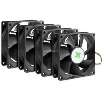 Inter-Tech IPC Fan Set 80mm, Gehäuselüfter Angebote günstig kaufen