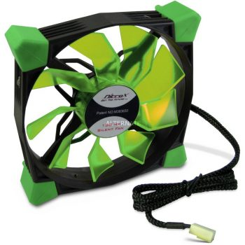 Inter-Tech N-120-GR 120x120x25mm, Gehäuselüfter Angebote günstig kaufen