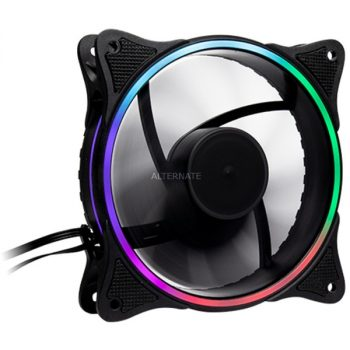 Inter-Tech RGB-Lüfter 120x120x25, Gehäuselüfter Angebote günstig kaufen