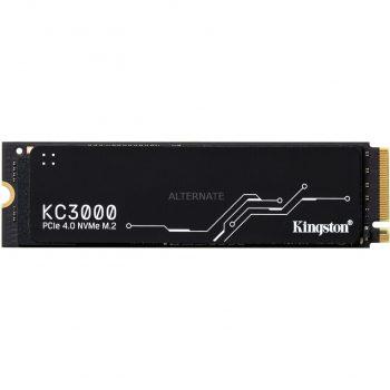 Kingston KC3000 4096 GB, SSD Angebote günstig kaufen