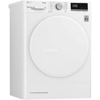 LG V3RT8, Wärmepumpen-Kondensationstrockner Angebote günstig kaufen