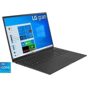 LG gram 17 (17Z90P-G.AP55G), Notebook Angebote günstig kaufen