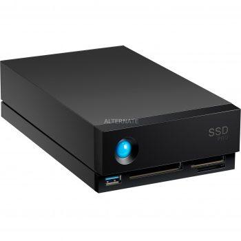 Lacie 1big Dock Pro 2 TB, Externe SSD Angebote günstig kaufen