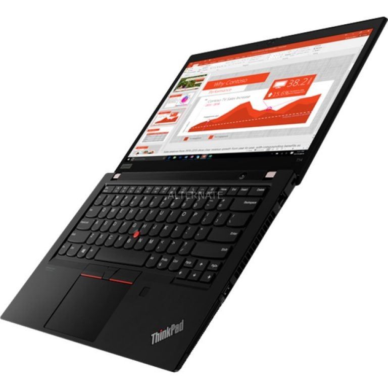 Lenovo ThinkPad T14 (20S0000MGE), Notebook Angebote günstig kaufen