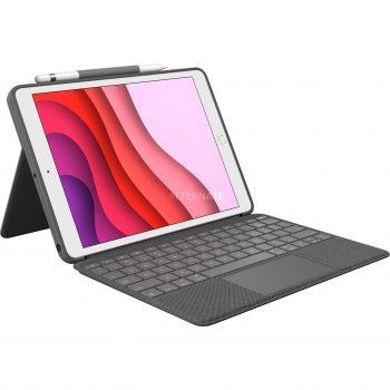 Logitech Combo Touch für iPad (7. Generation), Tastatur Angebote günstig kaufen
