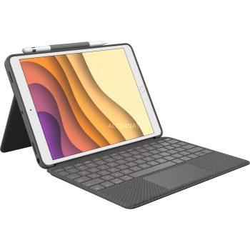 Logitech Combo Touch für iPad Air und iPad Pro 10,5 Zoll, Tastatur Angebote günstig kaufen