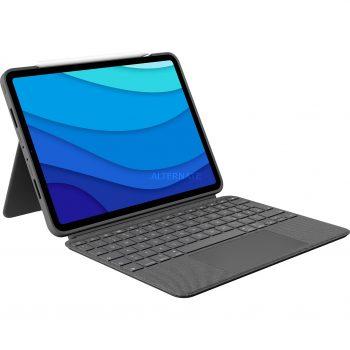 Logitech Combo Touch für iPad Pro 11 Zoll (1., 2. und 3. Generation), Tastatur Angebote günstig kaufen