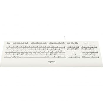 Logitech K280e Corded Keyboard, Tastatur Angebote günstig kaufen