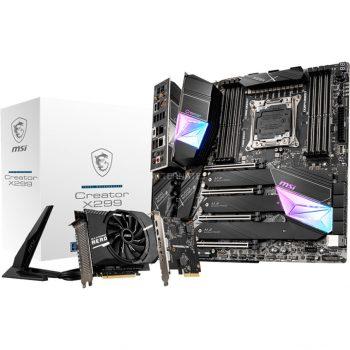 MSI Creator X299, Mainboard Angebote günstig kaufen