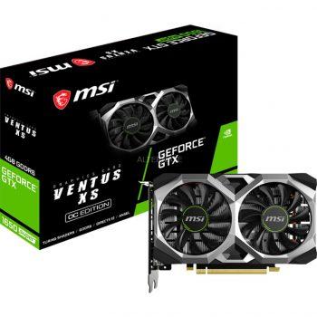 MSI GeForce GTX 1650 Ventus XS 4G OCV1, Grafikkarte Angebote günstig kaufen
