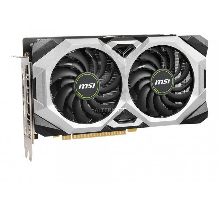 MSI GeForce RTX 2060 VENTUS GP OC, Grafikkarte Angebote günstig kaufen