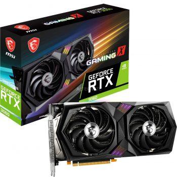 MSI GeForce RTX 3060 GAMING X 12G, Grafikkarte Angebote günstig kaufen