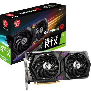 MSI GeForce RTX 3060 Ti Gaming X, Grafikkarte Angebote günstig kaufen
