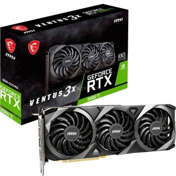 MSI GeForce RTX 3060 Ti VENTUS 3X OC, Grafikkarte Angebote günstig kaufen