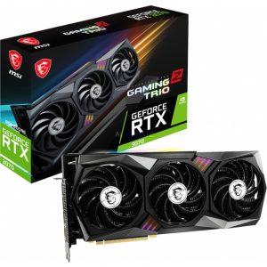 MSI GeForce RTX 3070 GAMING Z TRIO, Grafikkarte Angebote günstig kaufen