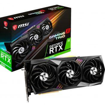 MSI GeForce RTX 3080 Gaming X TRIO 10G, Grafikkarte Angebote günstig kaufen