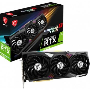 MSI GeForce RTX 3080 Ti GAMING X TRIO 12G LHR, Grafikkarte Angebote günstig kaufen