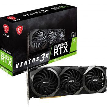 MSI GeForce RTX 3080 Ti VENTUS 3X LHR, Grafikkarte Angebote günstig kaufen