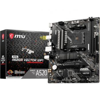 MSI MAG A520M VECTOR WIFI, Mainboard Angebote günstig kaufen