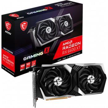 MSI Radeon RX 6600 XT GAMING X 8G, Grafikkarte Angebote günstig kaufen
