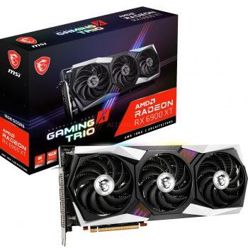 MSI Radeon RX 6900 XT GAMING X TRIO 16G, Grafikkarte Angebote günstig kaufen