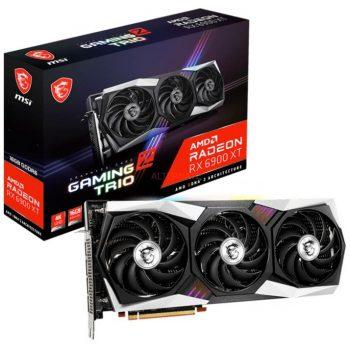 MSI Radeon RX 6900 XT GAMING Z TRIO 16G, Grafikkarte Angebote günstig kaufen