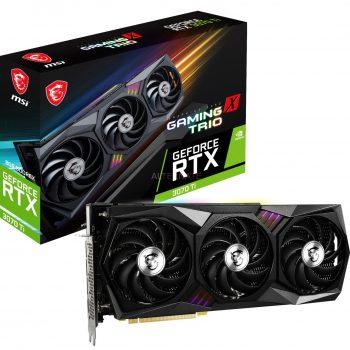MSI V505-009R GeForce RTX 3070 TI Gaming X Trio, 8GB Angebote günstig kaufen
