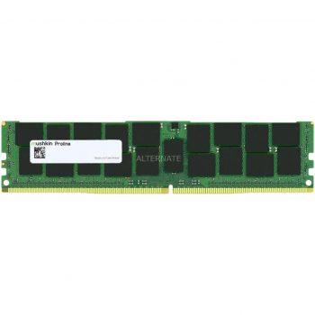Mushkin DIMM 16 GB DDR4-2400 ECC REG, Arbeitsspeicher Angebote günstig kaufen