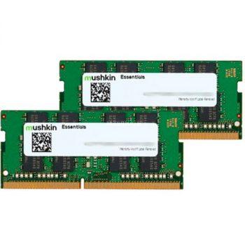 Mushkin Mushkin SO-DIMM 8 GB DDR4-2400 Kit, Arbeitsspeicher Angebote günstig kaufen