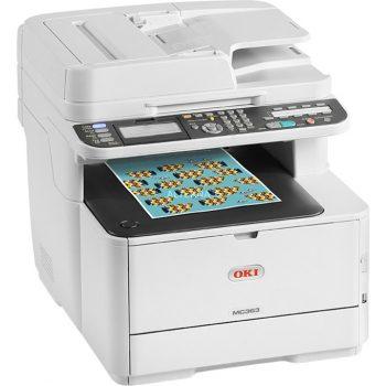 OKI MC363dn, Multifunktionsdrucker Angebote günstig kaufen