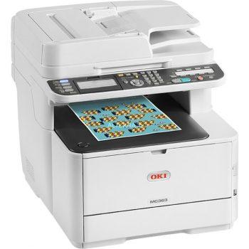 OKI MC363dnw, Multifunktionsdrucker Angebote günstig kaufen