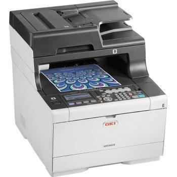 OKI MC563dn, Multifunktionsdrucker Angebote günstig kaufen