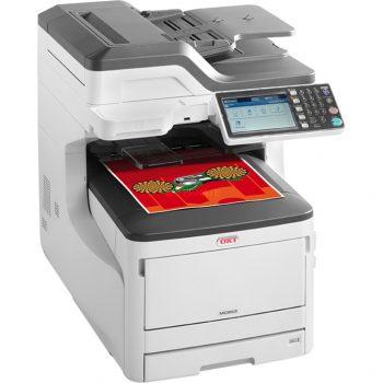 OKI MC853dn, Multifunktionsdrucker Angebote günstig kaufen