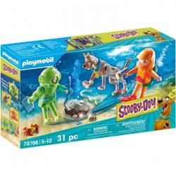 PLAYMOBIL 70708 SCOOBY-DOO! Abenteuer mit Ghost of Captain Cutler Spielzeug Angebote günstig kaufen