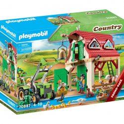 PLAYMOBIL 70887 Bauernhof mit Kleintieraufzucht Spielzeug Angebote günstig kaufen