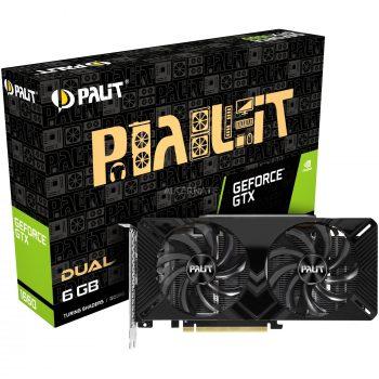 Palit GeForce GTX 1660 Dual, Grafikkarte Angebote günstig kaufen