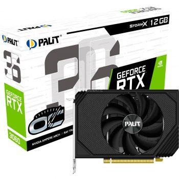 Palit GeForce RTX 3060 StormX OC, Grafikkarte Angebote günstig kaufen