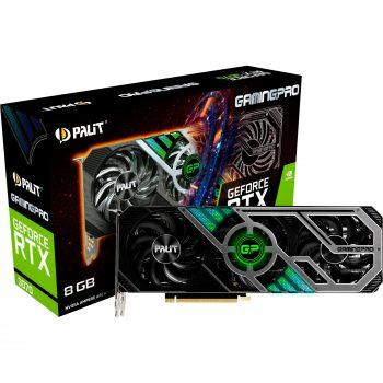Palit GeForce RTX 3070 GamingPro 8G, Grafikkarte Angebote günstig kaufen