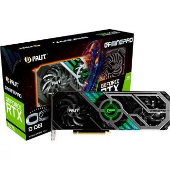 Palit GeForce RTX 3070 GamingPro OC 8G, Grafikkarte Angebote günstig kaufen