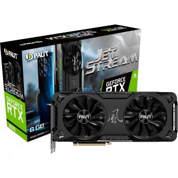 Palit GeForce RTX 3070 Jetstream 8G, Grafikkarte Angebote günstig kaufen
