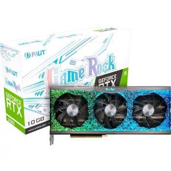 Palit GeForce RTX 3080 Gamerock 10G, Grafikkarte Angebote günstig kaufen