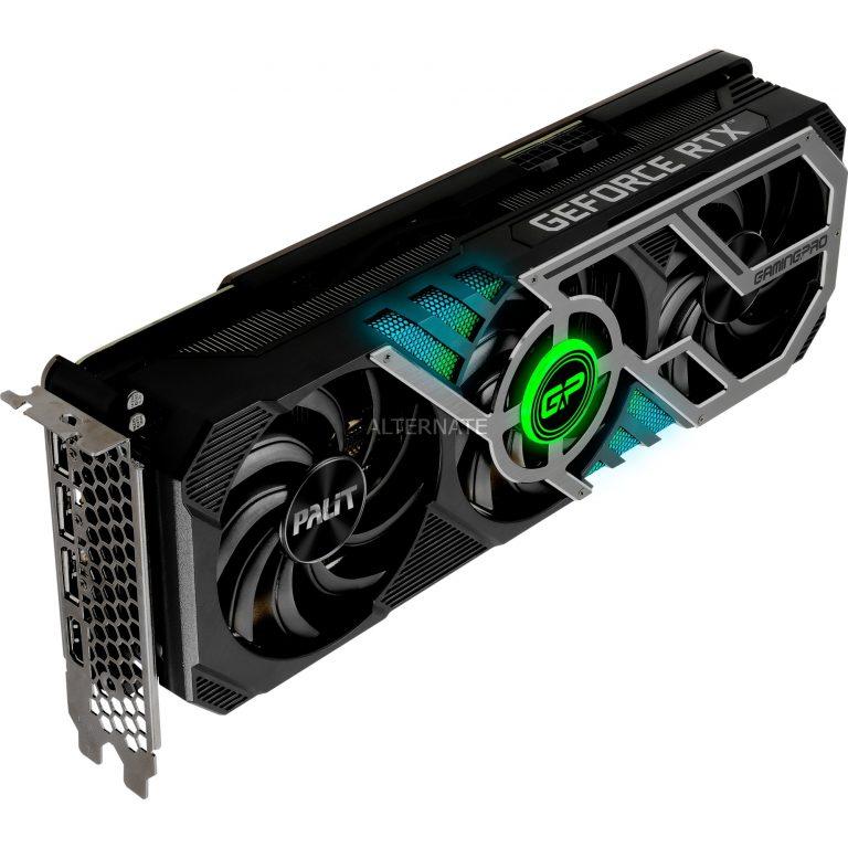 Palit GeForce RTX 3090 GamingPro 24G, Grafikkarte Angebote günstig kaufen