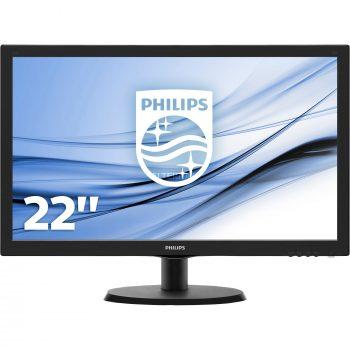 Philips 223V5LSB/00, LED-Monitor Angebote günstig kaufen