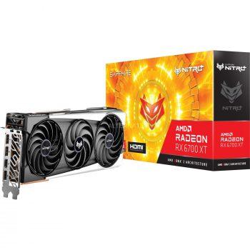 SAPPHIRE AMD Radeon RX 6700 XT NITRO+ Gaming OC, Grafikkarte Angebote günstig kaufen