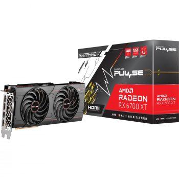 SAPPHIRE AMD Radeon RX 6700 XT PULSE Gaming, Grafikkarte Angebote günstig kaufen