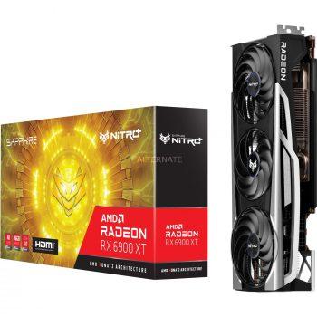 SAPPHIRE Radeon RX 6900 XT Nitro+ OC 16GB, Grafikkarte Angebote günstig kaufen