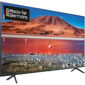 Samsung Crystal UHD GU-43AU7179, LED-Fernseher Angebote günstig kaufen
