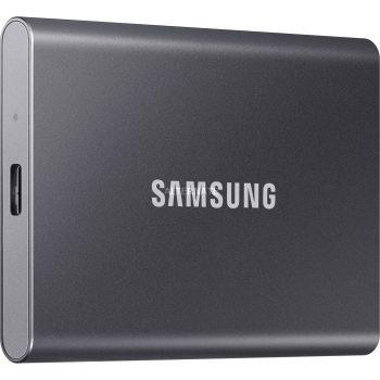 Samsung Samsung Portable SSD T7 2TB, Externe SSD Angebote günstig kaufen