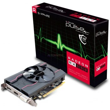 Sapphire Radeon RX 550 PULSE 2G G5, Grafikkarte Angebote günstig kaufen