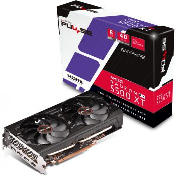 Sapphire Radeon RX 5500 XT PULSE 8G, Grafikkarte Angebote günstig kaufen